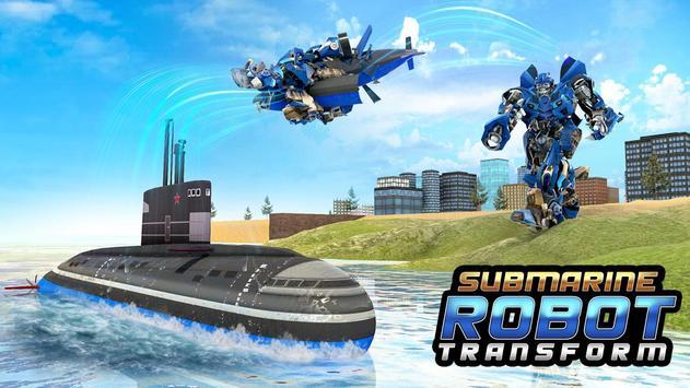 Submarine Robot screenshot 12