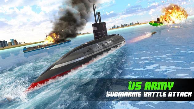 Submarine Robot poster