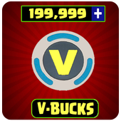 V bucks Battle Royale Tips 2k18 icon