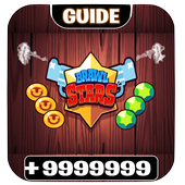 Free Gems Counter For Brawl Stars icon