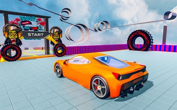 Project Cars Stunt Ultimate : Car Game screenshot 12
