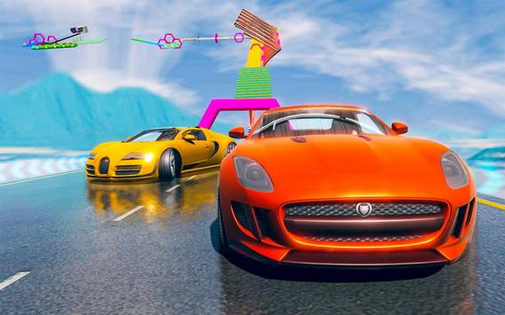 Project Cars Stunt Ultimate : Car Game screenshot 6