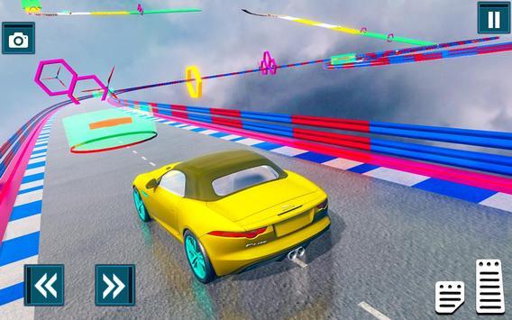 Project Cars Stunt Ultimate : Car Game screenshot 9