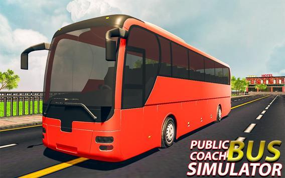 Real Bus Simulator 2019 poster
