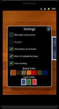 Cribbage Classic スクリーンショット 3