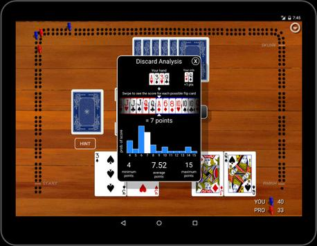 Cribbage Classic screenshot 14
