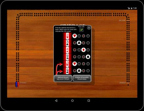 Cribbage Classic screenshot 15