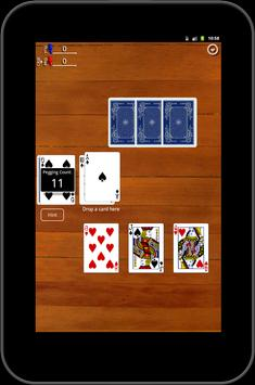 Cribbage Classic screenshot 17