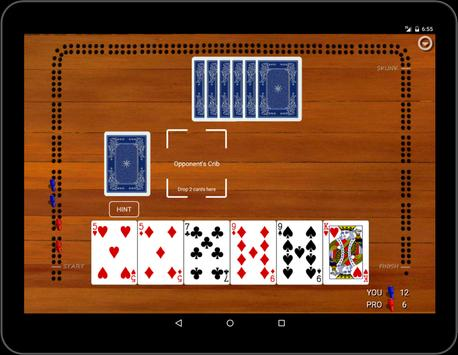 Cribbage Classic screenshot 8