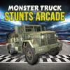 Monster Truck Stunts Arcade icon