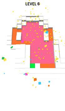 Swipe Maze 3D screenshot 11