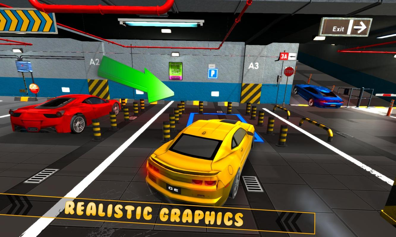 3d Car Parking Extreme Car Driving Simulator Game For Android Apk