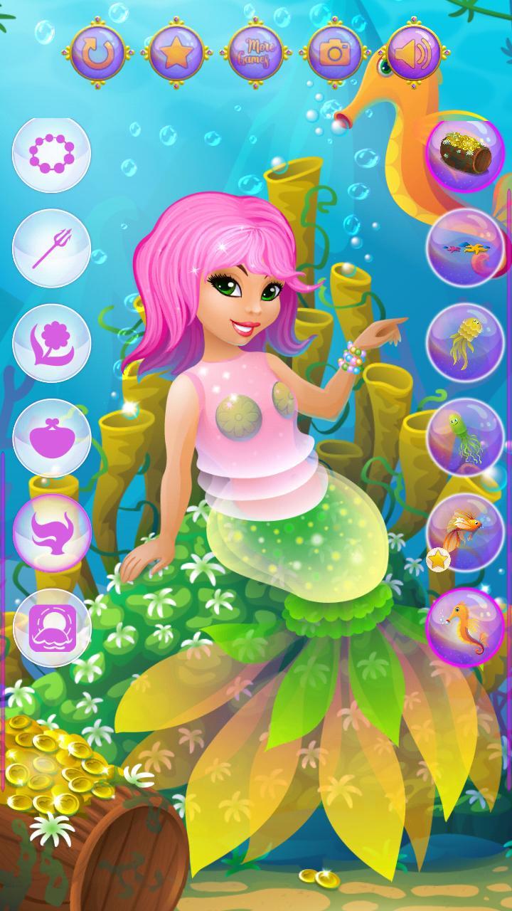 Sirena Juegos De Vestir For Android Apk Download