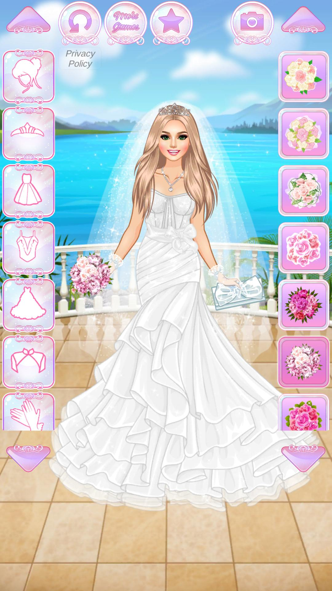 Одевалка: свадьба знаменитостей