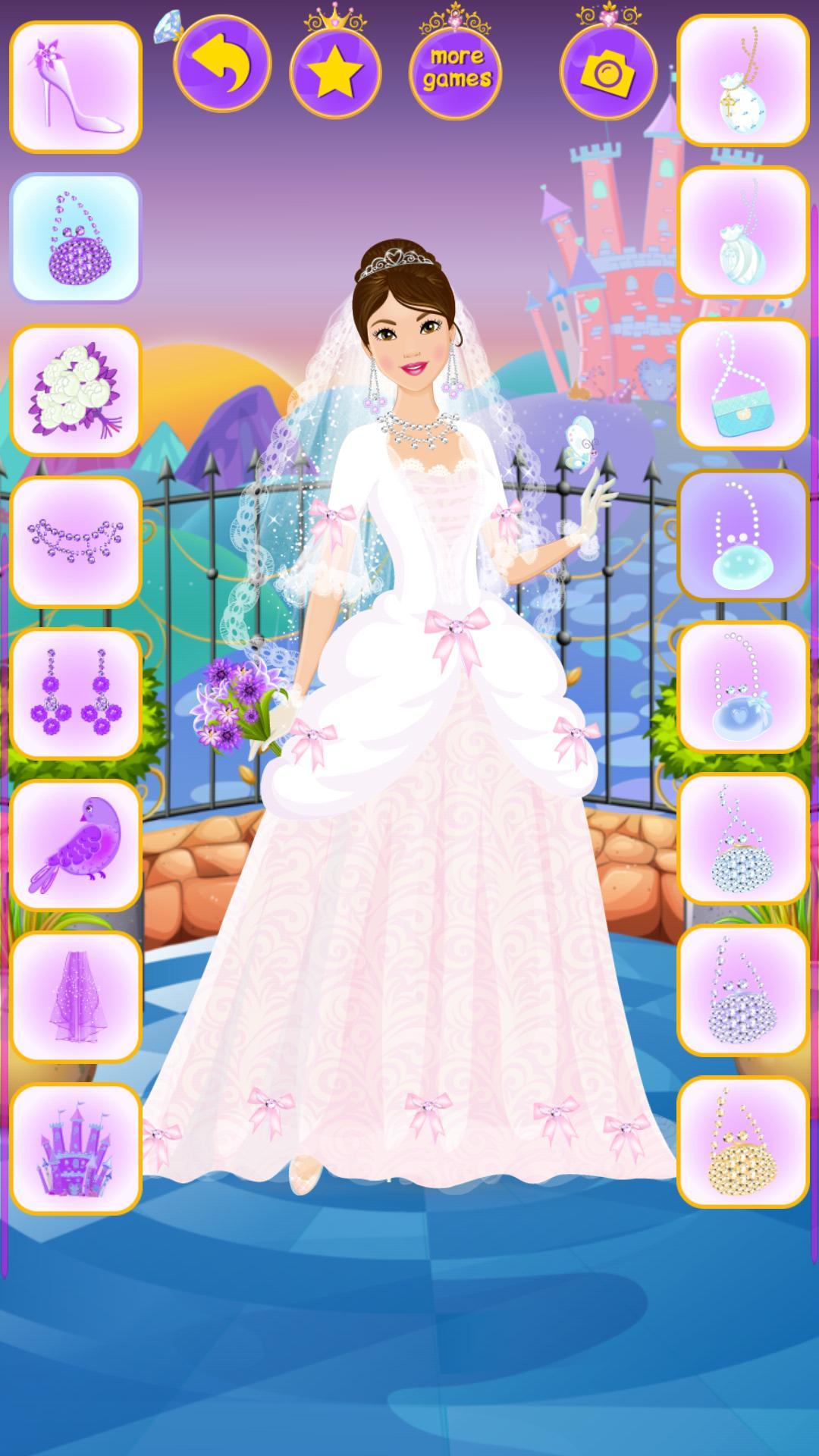 Wedding Dress Up - Bride makeover for Android - APK Download