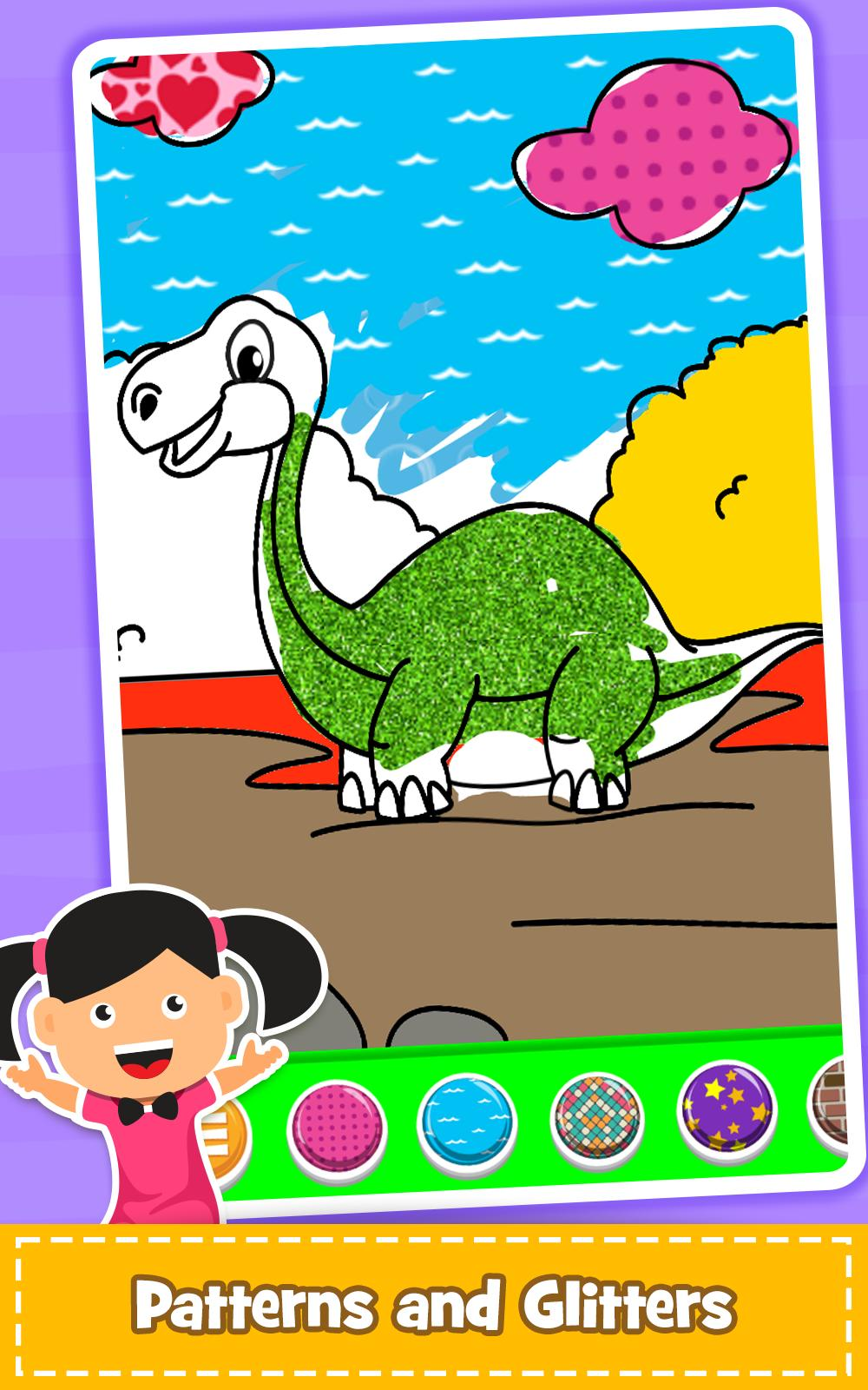 Coloring Games : PreSchool Coloring Book for kids for ...