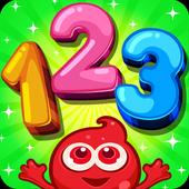 為孩子們學習數字 -  123計數遊戲 圖標