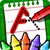 ikon ABC PreSchool Kids - Game Belajar