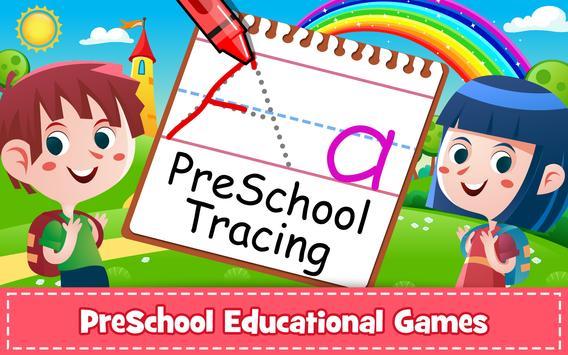 ABC PreSchool Kids - Jogo de Aprendizagem Cartaz