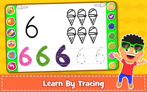 ABC PreSchool Kids - Jogo de Aprendizagem imagem de tela 10