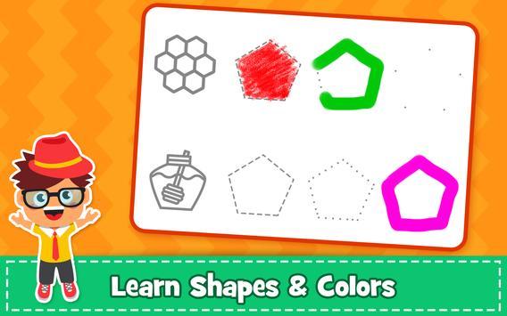ABC PreSchool Kids - Jogo de Aprendizagem imagem de tela 11