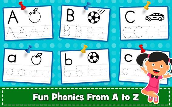 ABC PreSchool Kids - Jogo de Aprendizagem imagem de tela 2
