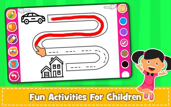 ABC PreSchool Kids - Game Belajar screenshot 5