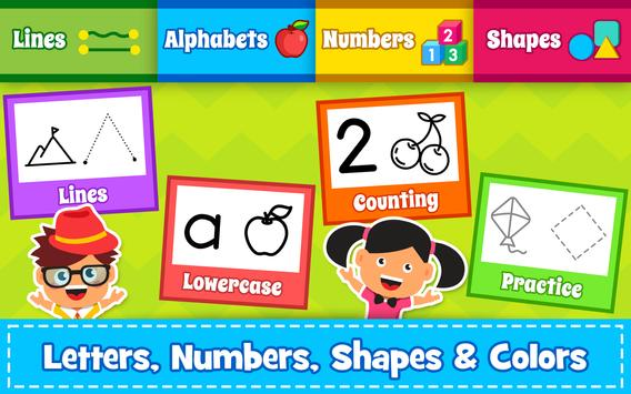 ABC PreSchool Kids - Game Belajar screenshot 8