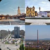 Ghiceste orașul din România icon
