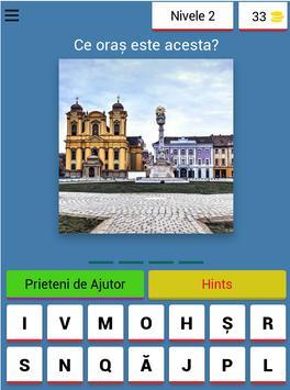 Ghiceste orașul din România screenshot 16