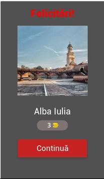 Ghiceste orașul din România screenshot 1