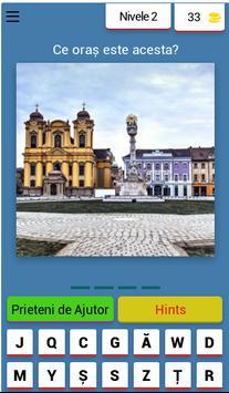 Ghiceste orașul din România screenshot 2