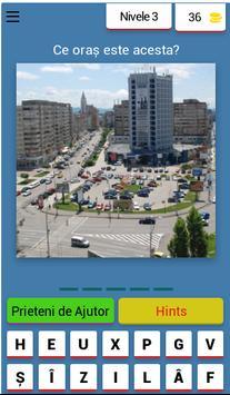 Ghiceste orașul din România screenshot 3