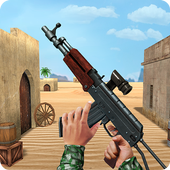 Terrorist Strike Shooter - FPS Force Encounter icon