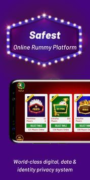 Play Rummy Online, Free Rummy Game, 13 Card Indian screenshot 6