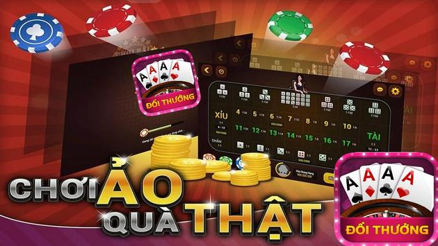 Game Bai - Danh bai doi thuong Tứ Át screenshot 5