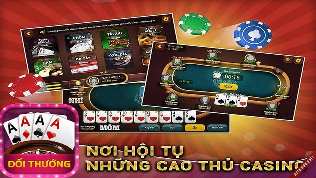 Game Bai - Danh bai doi thuong Tứ Át screenshot 3