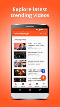 Handsfree Player screenshot 4