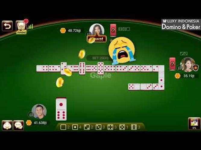 Domino Luxy Domino Poker Gaple Qiuqiu Remi Apk 5 2 4 2 Download For Android Download Domino Luxy Domino Poker Gaple Qiuqiu Remi Xapk Apk Bundle Latest Version Apkfab Com