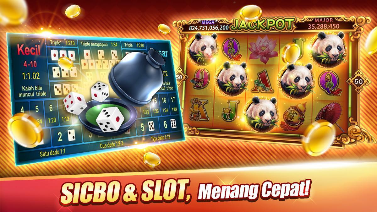 LUXY : Domino & Poker - Gaple QiuQiu QQ 99 Remi for ...