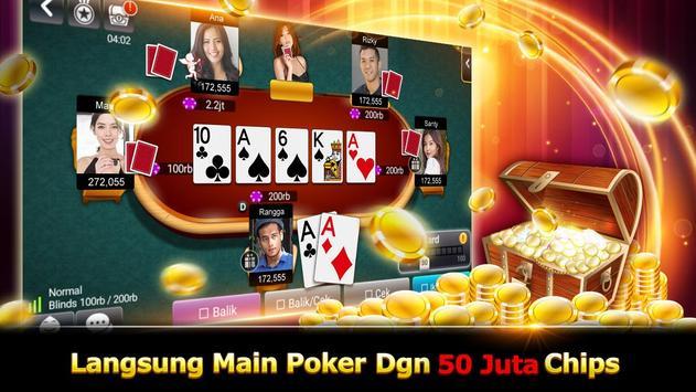 Luxy Poker-Online Texas Holdem poster