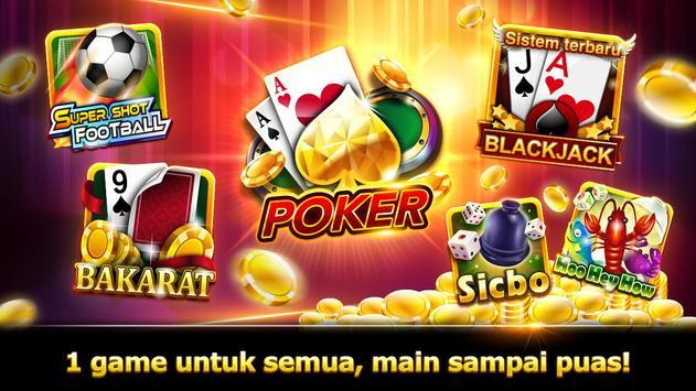 Luxy Poker-Online Texas Holdem screenshot 1