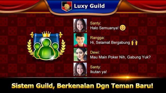 Luxy Poker-Online Texas Holdem screenshot 3