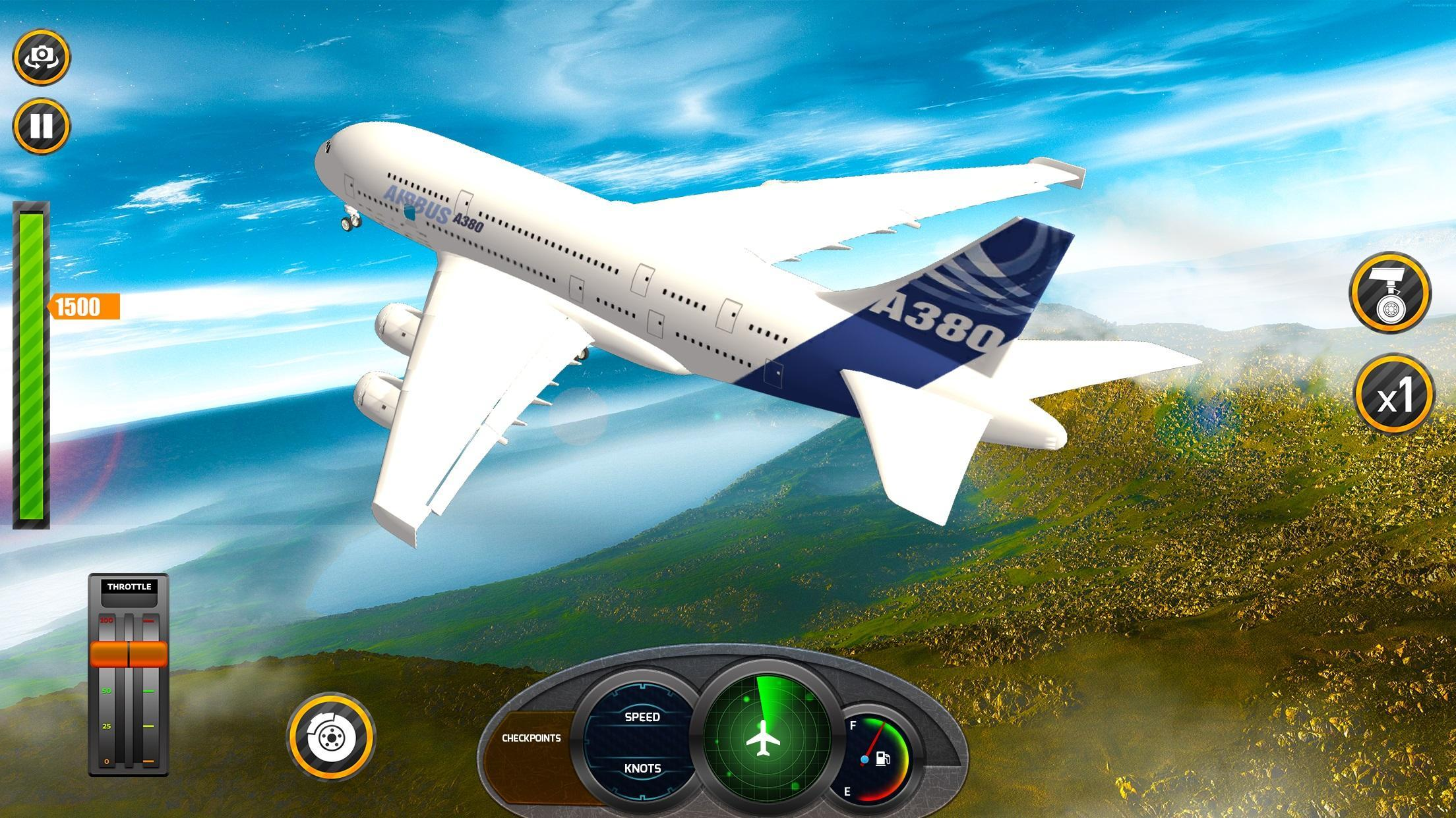 Airplane Real Flight Simulator 2020 for Android - APK Download