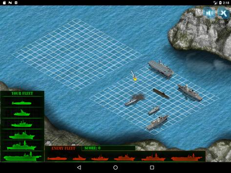 Battleship War screenshot 12