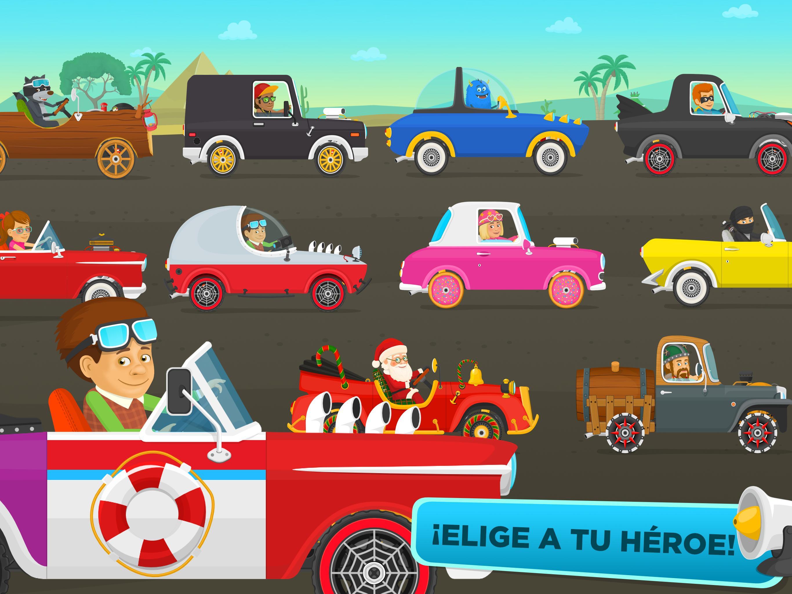 precio más bajo con diseño profesional nueva colección Juego de coches gratis para niños 2 3 4 5-Carreras for ...