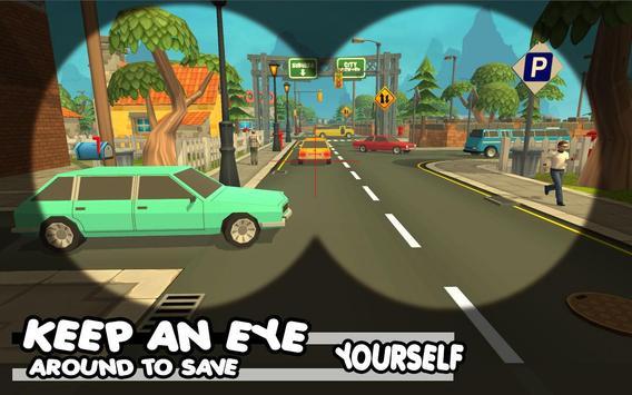 Grand Thief Robbery Simulator ảnh chụp màn hình 8