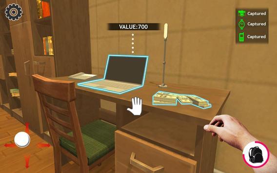 Grand Thief Robbery Simulator ảnh chụp màn hình 9