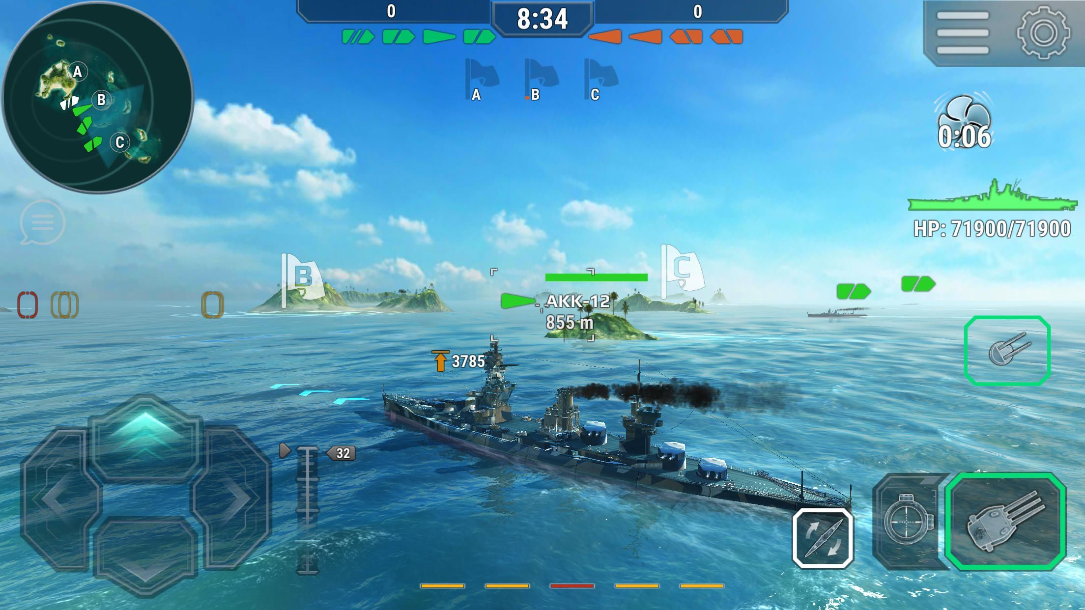Warships Universe for Android - APK Download