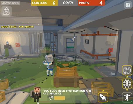 HIDE PROP screenshot 3